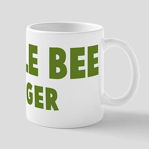 Bumble Bee Hugger Mug