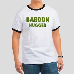 Baboon Hugger Ringer T
