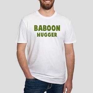 Baboon Hugger Fitted T-Shirt