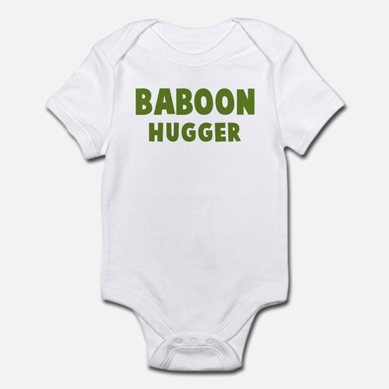 Baboon Hugger Infant Bodysuit