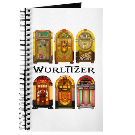 1940s Wurlitzer Greatest Journal