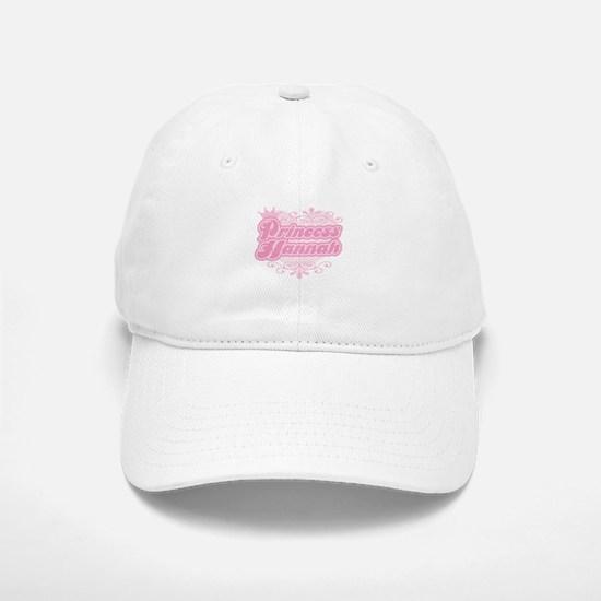 """""""Princess Hannah"""" Baseball Baseball Cap"""