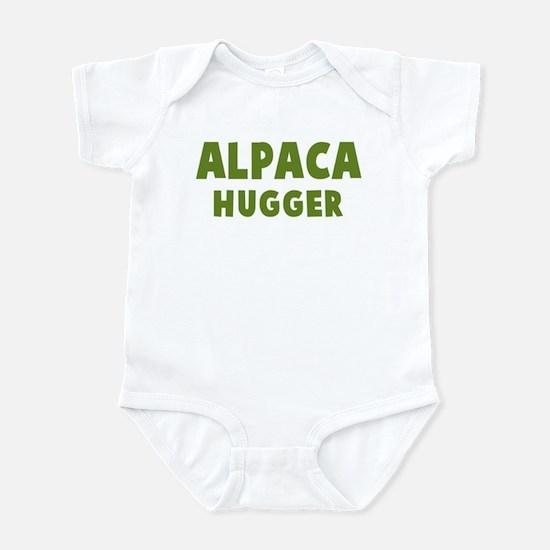 Alpaca Hugger Infant Bodysuit