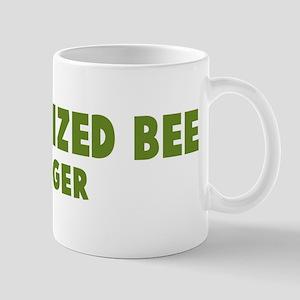 Africanized Bee Hugger Mug
