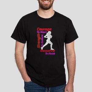 Woman Runner T-Shirt