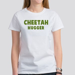 Cheetah Hugger Women's T-Shirt