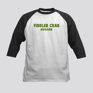 Fiddler Crab Hugger Kids Baseball Jersey