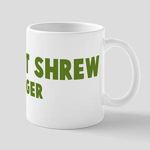 Elephant Shrew Hugger Mug