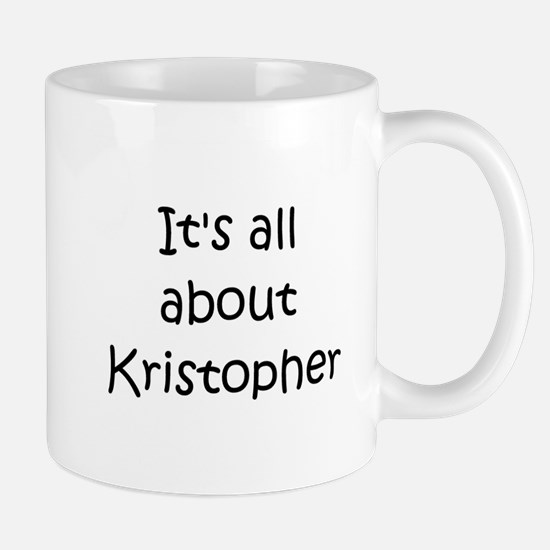 Cute Kristopher Mug