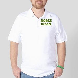Horse Hugger Golf Shirt