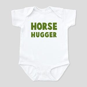 Horse Hugger Infant Bodysuit
