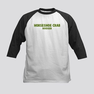Horseshoe Crab Hugger Kids Baseball Jersey