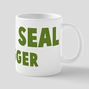 Harp Seal Hugger Mug
