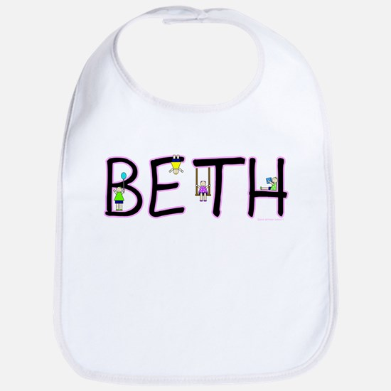 Beth (Girl) Bib
