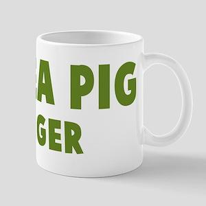 Guinea Pig Hugger Mug