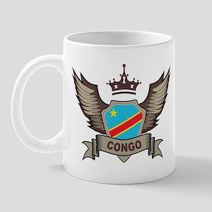 Congo Emblem Mug