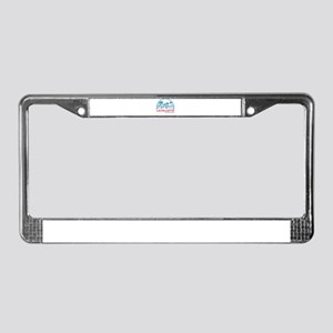 New Jersey - Lavallette License Plate Frame