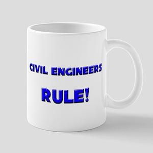 Civil Engineers Rule! Mug