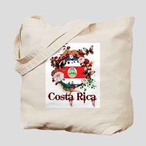 Butterfly Costa Rica Tote Bag