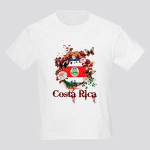 Butterfly Costa Rica Kids Light T-Shirt
