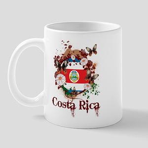 Butterfly Costa Rica Mug