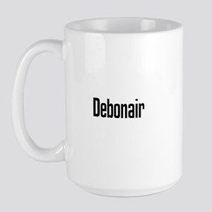 Debonair Large Mug