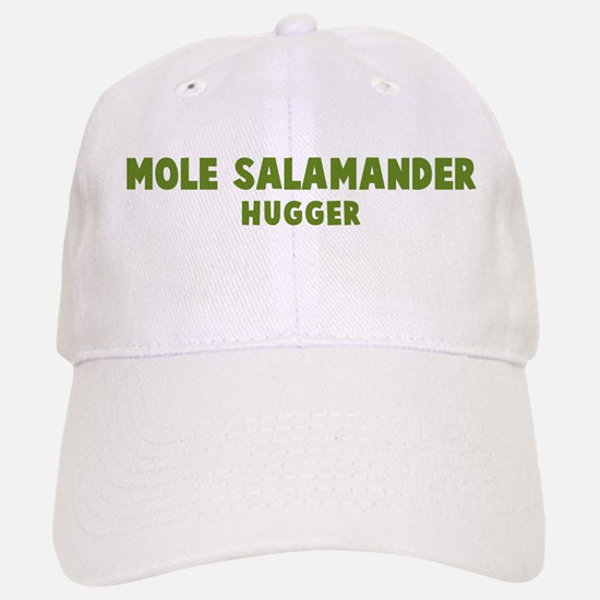 Mole Salamander Hugger Baseball Baseball Cap