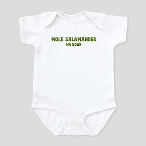Mole Salamander Hugger Infant Bodysuit