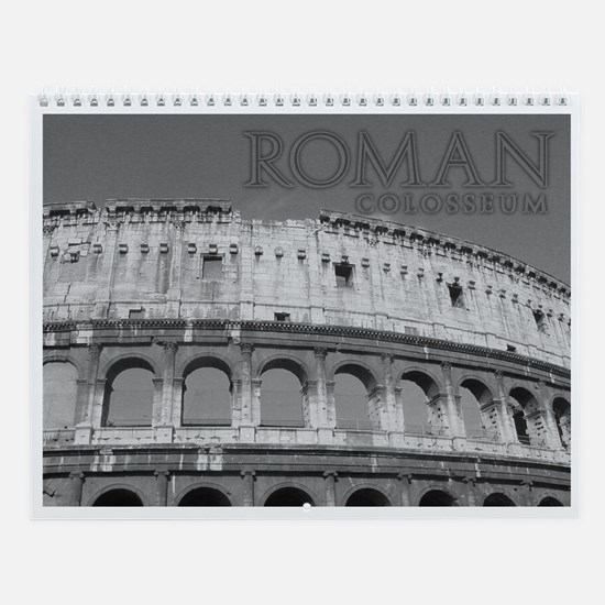 Roman Colosseum Wall Calendar