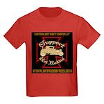 Kids Dark T-Shirt-Support HRT