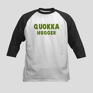 Quokka Hugger Kids Baseball Jersey