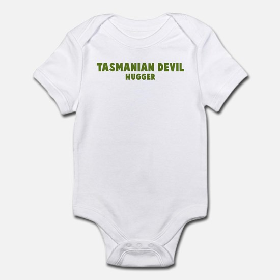 Tasmanian Devil Hugger Infant Bodysuit