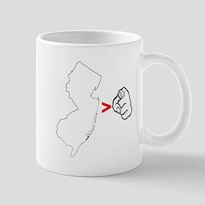 NJ > U Mug