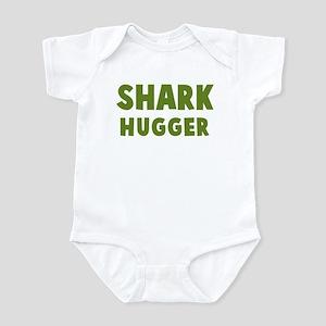 Shark Hugger Infant Bodysuit
