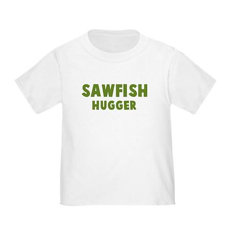 Sawfish Hugger Toddler T-Shirt