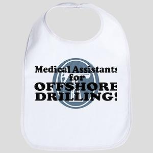 Medical Assistants For Offshore Drilling Bib