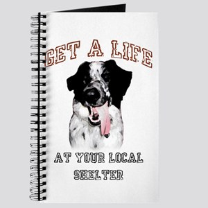 Get A Life... At Your Local Shelter Journal