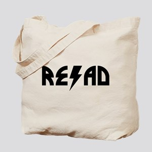 Read Rock Tote Bag