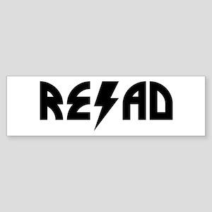 Read Rock Sticker (Bumper)
