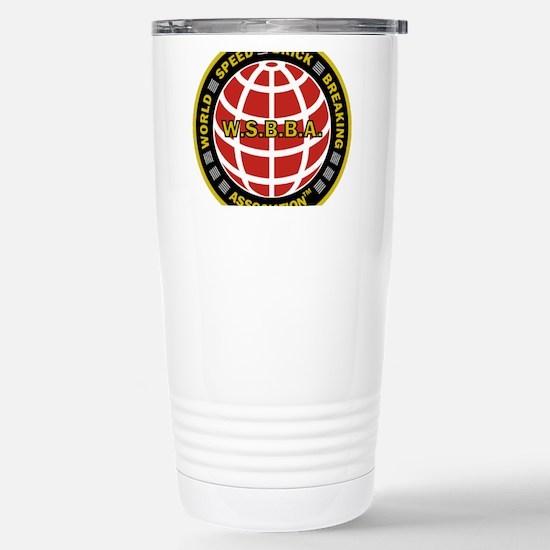 WSBBA Stainless Steel Travel Mug
