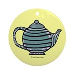 Teapots! Ornament (Round)
