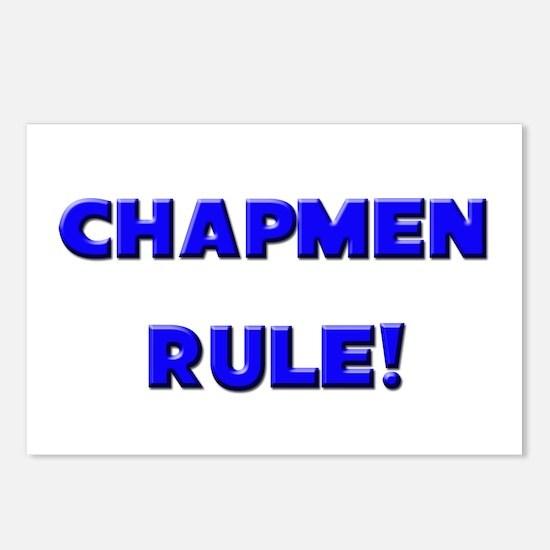 Chapmen Rule! Postcards (Package of 8)