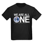 Kids We Are All One Dark T-Shirt