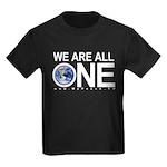 Kids We Are All One Dark T-Shirt