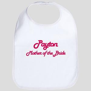 Payton - Mother of Bride Bib