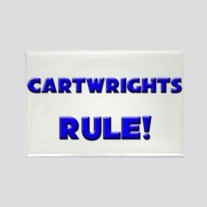 Cartwrights Rule! Rectangle Magnet