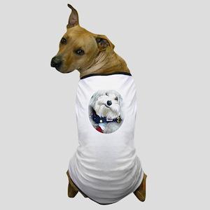 Patriotic Puppy Dog T-Shirt