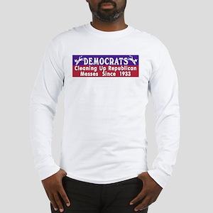 Democrats  Long Sleeve T-Shirt