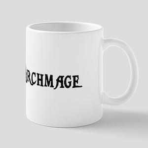 Human Archmage Mug