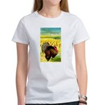 Harvest Thanksgiving Women's T-Shirt